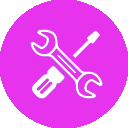 web Maintaince icon